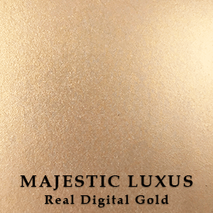 Majestic Luxus Real Digital Gold